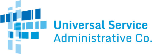 Universal Service Administrative Company Logo for print