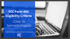 Filing the FCC Form 460