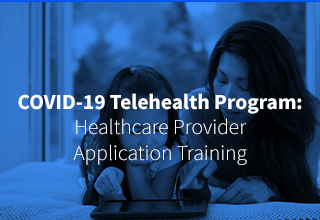 Watch Our Most Recent Webinars HCP Application Training
