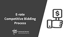 E-rate Competitive Bidding Process