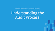 All Levels and Advanced Understanding the Audit Process