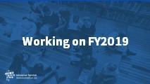 Beginners Working On FY2019