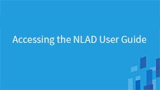 National Lifeline Accountability Database (NLAD) NLAD User Guide
